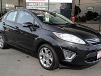2012 Ford Fiesta SEL! WE FINANCE - 73k miles! Heated