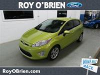 Exterior Color: lime squeeze metallic, Body: Hatchback,