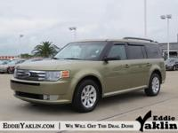 Meet our versatile eye-catching 2012 Ford Flex SE Front