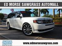 Limited w/EcoBoost trim. CARFAX 1-Owner, LOW MILES -