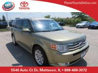 Recent Arrival! 2012 Ford Flex SEL Tan ** LEATHER