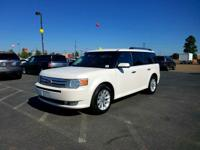 Options:  2012 Ford Flex Sel Fwd|White|130|879