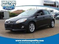 Meet our luxurious 2012 Ford Focus SEL Hatchback