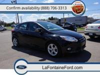 New Arrival! This 2012 Ford Focus SE will sell fast