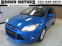 GREAT GAS MILEAGE! NICE CLEAN SMALL CAR! Blue Candy