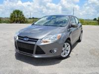 This well maintained, one owner Ford Focus SEL
