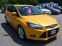 Check out this 2012 Ford Focus Titanium. It has a 4AT