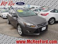Get away in this 2012 Ford Focus Titanium and