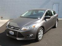 Flex Fuel! One-owner! This 2012 Focus is for Ford