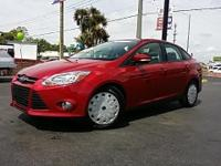 Focus SE, 4D Sedan, 4 cyl 2.0L DGI Flex Fuel DOHC, and