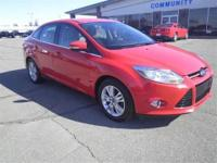 *New Arrival* This 2012 Ford Focus SEL Includes New