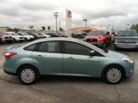 Energy-efficient and gas-sipping, this 2012 Ford Focus