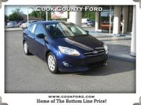 2012 FORD FOCUS 4DOOR SE At Cook County Ford we have