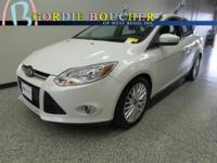 This is a Ford Certified Pre-Owned 2012 Ford Focus: br