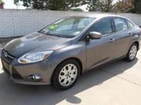 Leather seats, front wheel drive, keyless entry, AM/FM