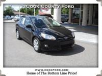 2012 FORD FOCUS SE ONE OWNER!!! LOCAL TRADE!!!! At Cook