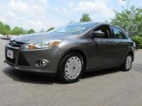 Super Fuel Economy Package (SFE)!! This focus is