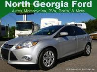 CLEAN CARFAX AND CERTIFIED GAS SAVER! - This is a 2012
