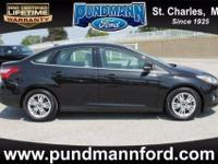Call Now,  Only At Pundmann Ford!! Our 2012 Ford Focus