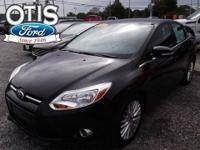 Come see this 2012 Ford Focus SEL. This Focus has the