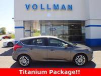 Titanium edition-top of the line--Flex Fuel! Come to
