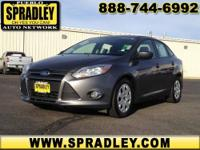 2012 Ford Focus 4dr Car SE Our Location is: Spradley