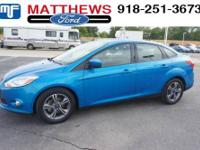 2012 Ford Focus 4dr Car SE Our Location is: Matthews