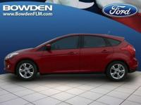 2012 FORD FOCUS 4dr Car SE Our Location is: Bowden Ford