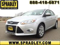 2012 Ford Focus 4dr Car SEL Our Location is: Spradley