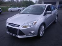 2012 Ford Focus 4dr Car SEL Our Location is: Nelson
