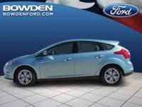 2012 Ford Focus 4dr Car SEL. Our Location is: Bowden