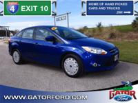 Focus SE 201A, 4D Sedan, 6-Speed Automatic with