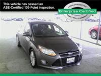2012 Ford Focus 4dr Sdn SEL Our Location is: Enterprise