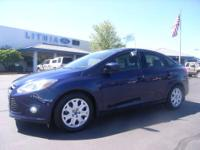 2012 Ford Focus 4dr Sedan SE SE Our Location is: Lithia