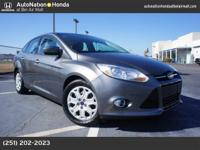 2012 Ford Focus SE with 46K miles. Clean carfax, 1