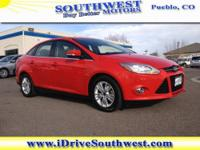2012 Ford Focus Car SEL Our Location is: Southwest