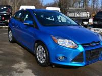 Stock #A8734R. Like-New 2012 Ford Focus 'SE'