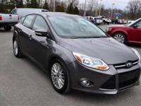 Stock #A8755R. LIKE-NEW Pre-Owned 2012 Ford Focus 'SEL'