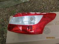 (1) 2012 Ford Focus RH tail lamp. Very good condition.