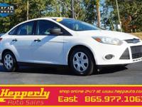 Clean CARFAX. CARFAX One-Owner. This 2012 Ford Focus S