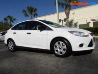 Scores 38 Highway MPG and 28 City MPG! This Ford Focus