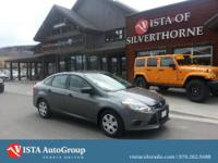 2012 FORD FOCUS SD S 4Dr Sedan S Our Location is: Vista