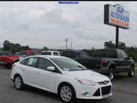 Make: Ford Model: Focus SE Year: