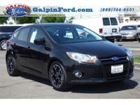 2012 Ford Focus SE 4D Hatchback SE Our Location is: