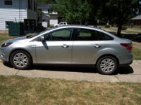 2012 Ford Focus SE, 7426 miles, 2.0L for 40mpg on