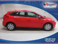 Come test out this Ford Focus SE with a one owner,