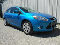 Exterior Color: blue candy metallic, Body: Hatchback,
