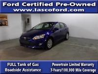 Exterior Color: blue, Body: Hatchback, Engine: 2.0L I4