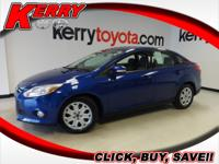 Exterior Color: blue, Body: Sedan, Engine: 2.0L I4 16V
