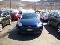 Exterior Color: sonic blue metallic, Body: Hatchback,